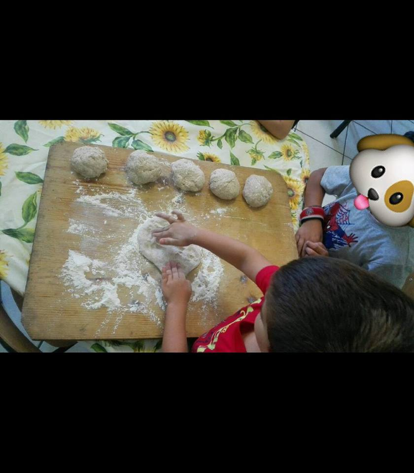 laboratorio: pizza